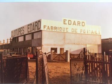 Clôture EDARD
